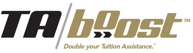 TA Boost - Double your Tuition Assistance.